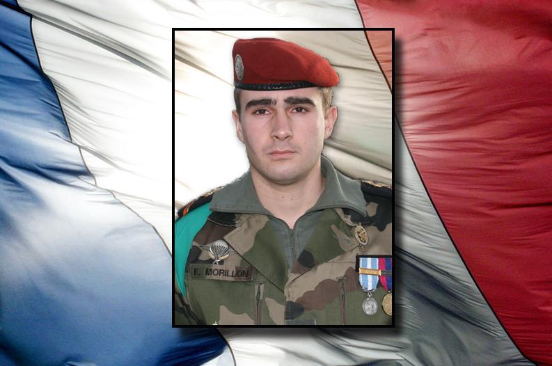 Florian Morillon, 20 ans est le  62° morts en mission - afghanistan- un soldat de 1ère classe du 1 rcp Morill10