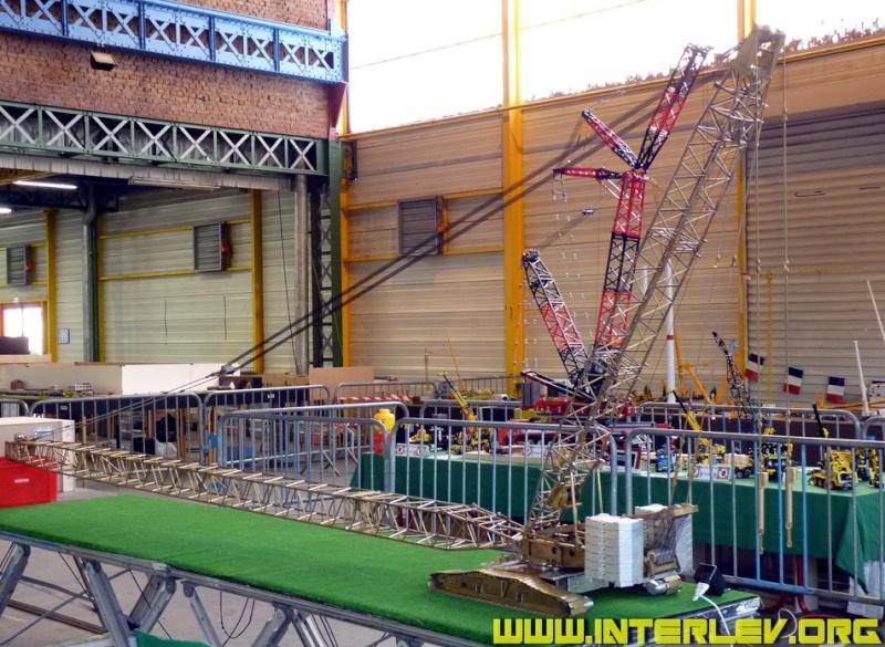 Maubeuge : Salon du train / Espace Sculfort Expo_d10