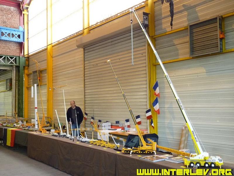 Maubeuge : Salon du train / Espace Sculfort Expo_d18