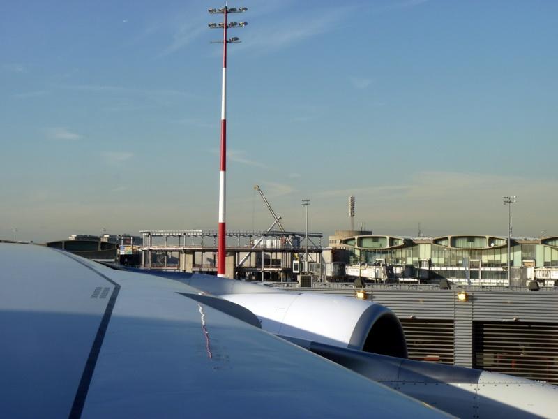 ROISSY & DUBAÏ depuis un A380 Maldiv14
