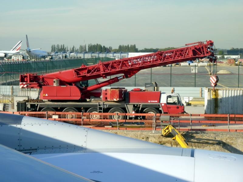 ROISSY & DUBAÏ depuis un A380 Maldiv15