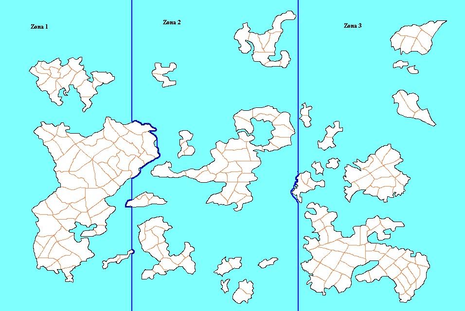 Planisferio Mundial * Datos p/Todos * Husos Horarios * División Geográfica * Reg. Maravillas * Conexiones Fluviales Similm12