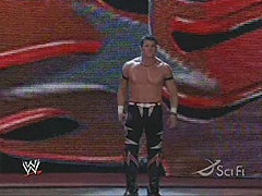 Evan Bourne Vs Chris Jericho Bourne10