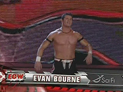 Evan Bourne Vs Chris Jericho Bourne12