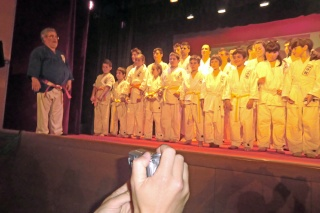 Stage de Tambo et Yubibo à Barcelone Gala10