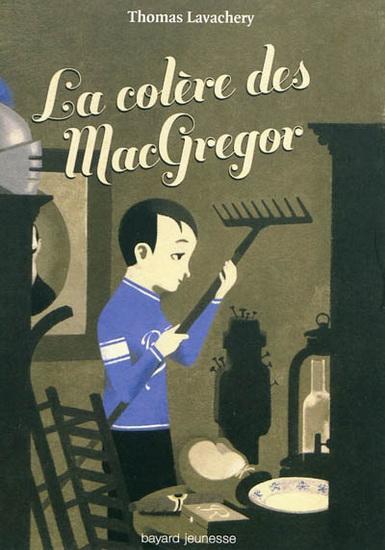 [Lavachery, Thomas] La colère des MacGregor 10652110