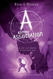 [L'Homme, Erik] A comme Association - Tome 5: La où les mots n'existent pas A-comm11