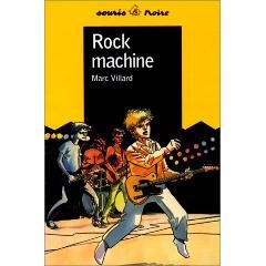 [Villard, Marc] Rock machine Rock_m10