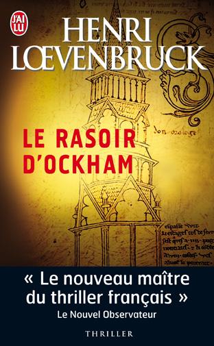 [Loevenbruck, Henri] Le Rasoir d'Ockham Le_ras10
