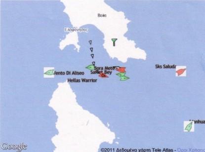 Ευρωπαϊκή Ελλάδα..... ή Επικράτεια Λιμεναρχείου Νεάπολης. Ais_io15