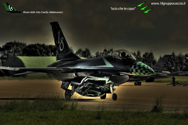 Green Lighting F-16 ADF Special colour  1-48 scale Phoca_10