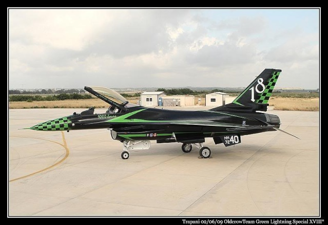 Green Lighting F-16 ADF Special colour  1-48 scale Xviii_10
