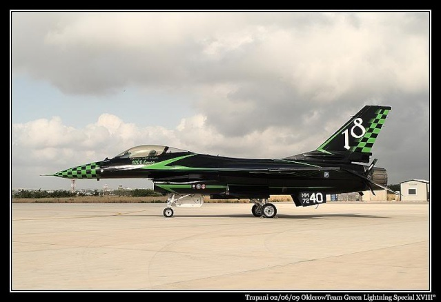 Green Lighting F-16 ADF Special colour  1-48 scale Xviii_12