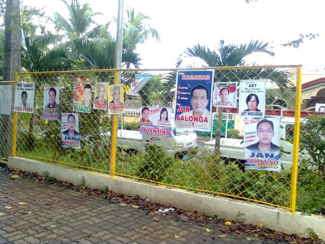 Baranggay Election Posters - Sino magtatanggal nito? Image010