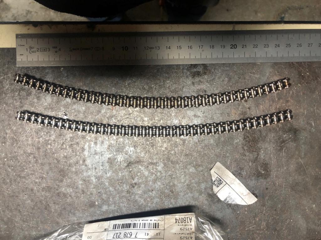Bruit embrayage et distribution Chaine11