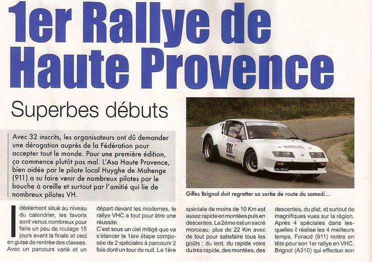 Rallye de Haute Provence Haute_10