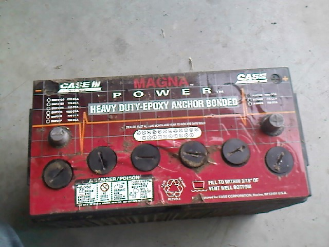 batterie amèricaine  P17-0510