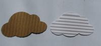 Corrugated card clouds Img_3320