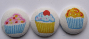 Fabric covered cupcake buttons Img_3711