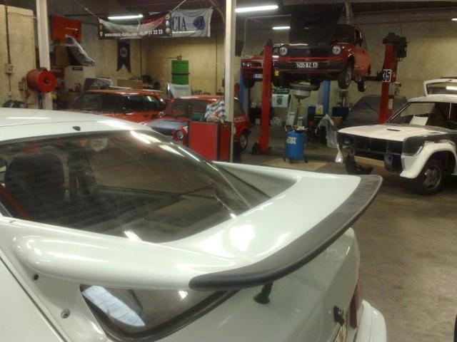 presentation auto club storic italia Garage12