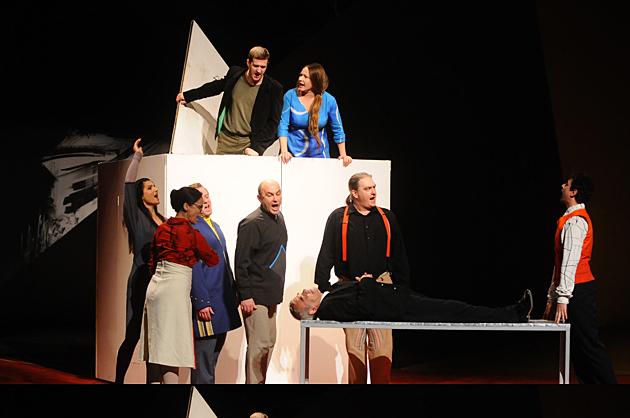 Tag théâtre sur Des Choses à lire Hungop10