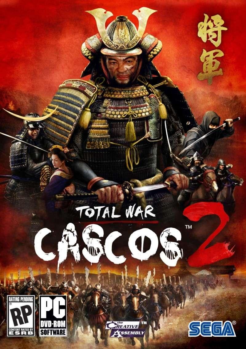 Cascos Total War II Shogun10
