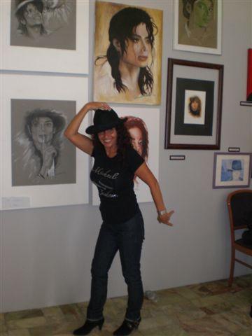 [RESOCONTO] Mostra a Milano dedicata a Michael Jackson - Pagina 12 Cimg2916