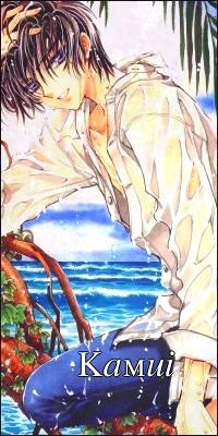 Kamui Shiro