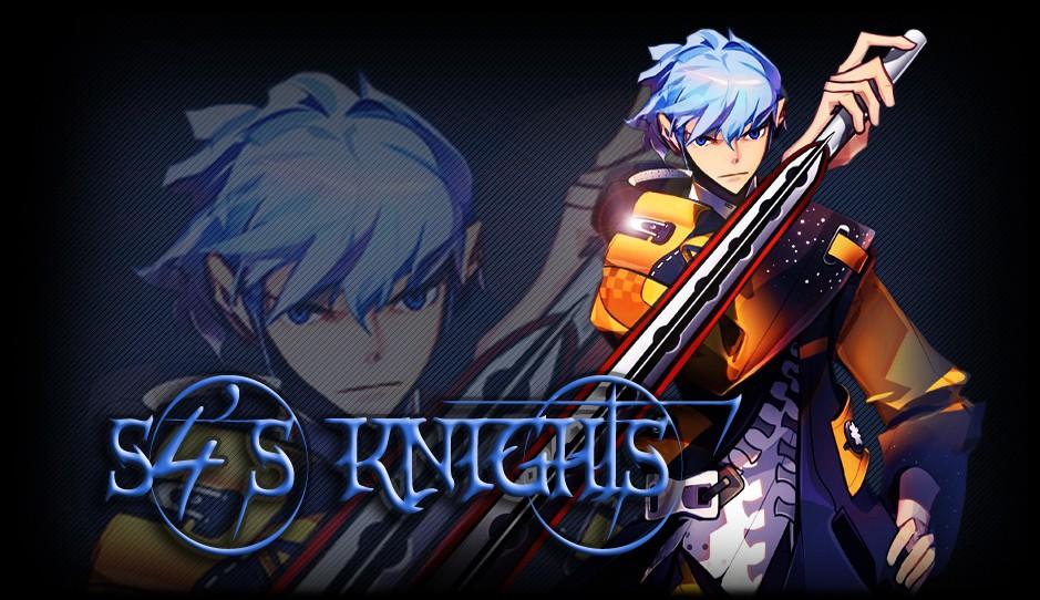 Le forum des membres du Clan S4's Knights