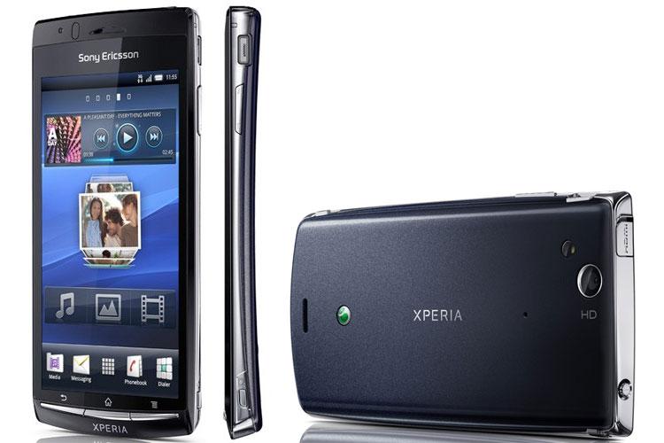 [PRESENTATION] Sony Ericcson Xperia Arc X12 Sony_e10