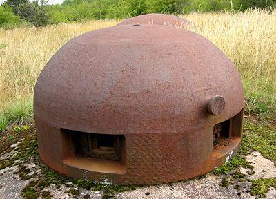 Les cloches blindées Maginot Clcohe10