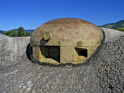 Les cloches blindées Maginot Cloche10
