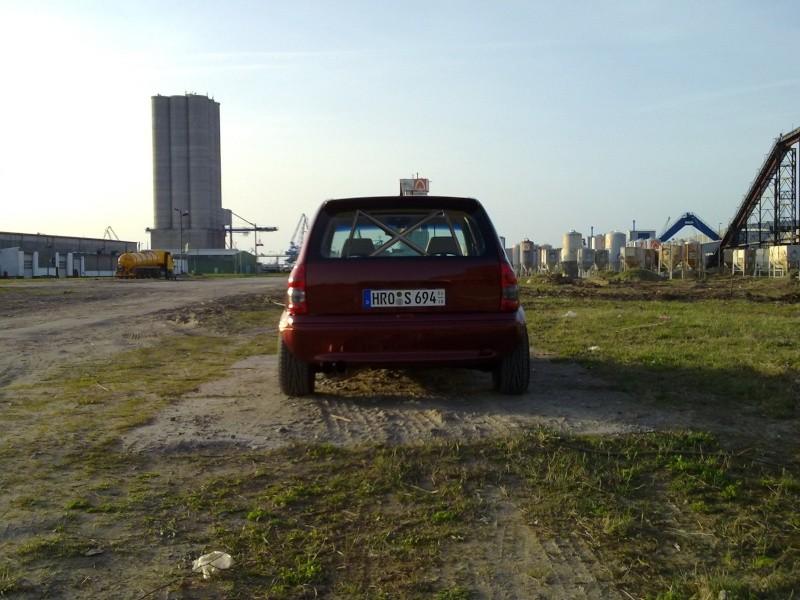 Chrom-Käfig ins Auto faken ? 2bsth610