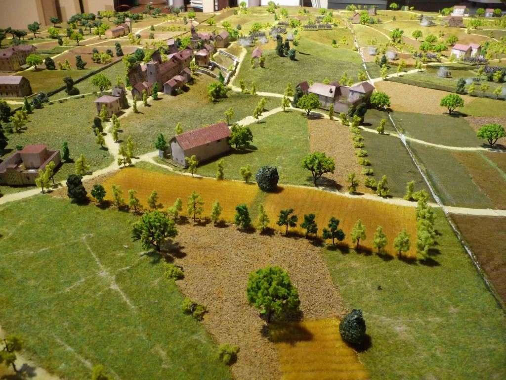 Il diorama della battaglia di Montebello - 20 maggio 1859 (WORK-in-PROGRESS) 210