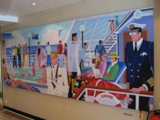 Memorabilia & Paintings Around the Ship Bh113_10