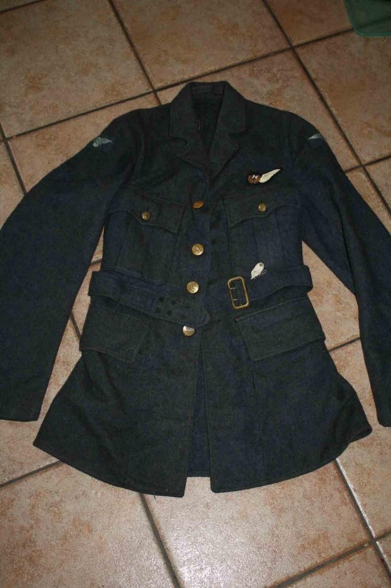 un peu de royal airforce 2e WW Veste-11