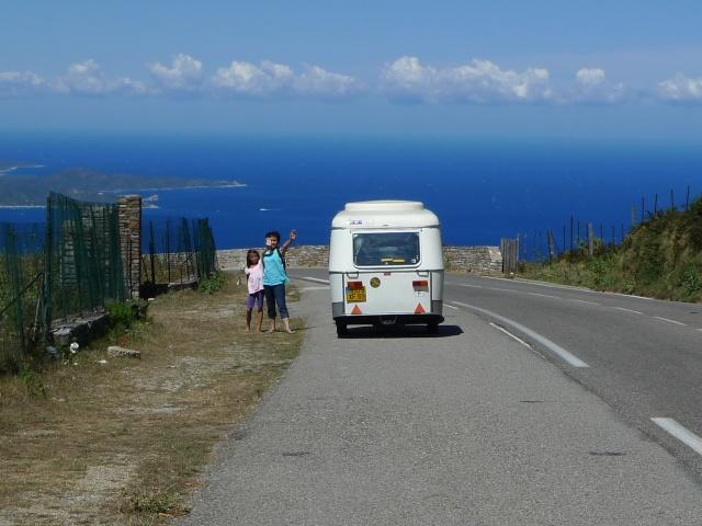 Corsica 2010 avec trois Puck P1020512