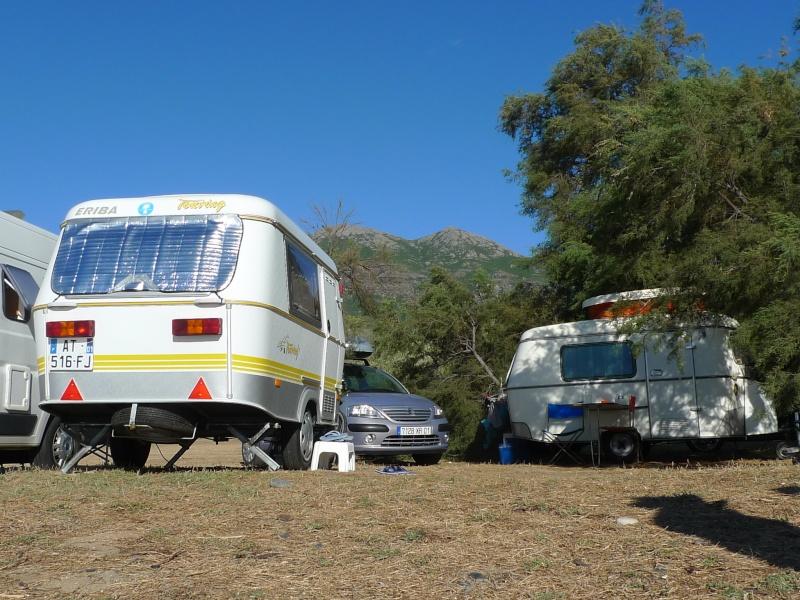 Corsica 2010 avec trois Puck P1020517