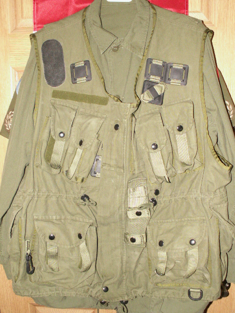 1994 Tactical Load Bearing Vest 00112