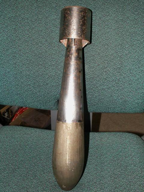 1944 RCAF Practice Bomb 0021610