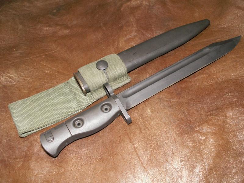 FN FAL Bayonet 01610
