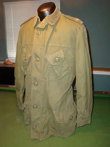 1967 Quarpel Combat Jacket & Trousers B5kwqr10