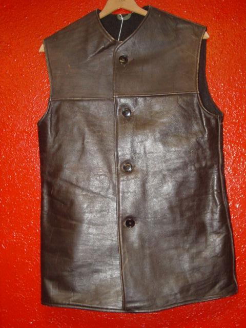 Canadian Leather Jerkin D_180910