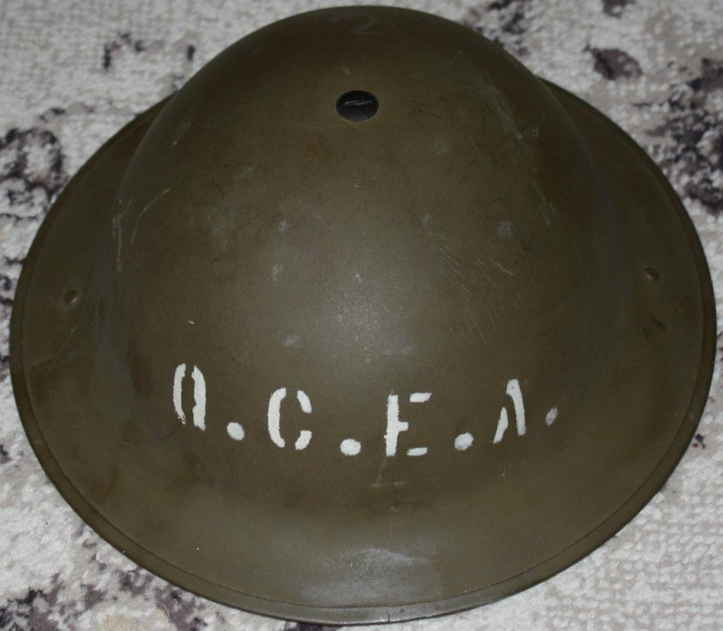 Civil Defense MkII Fire Helmet Img_3310