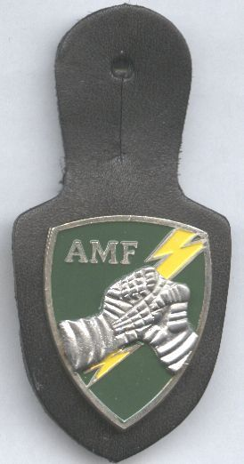 AMF Patch & Pocket Badge Kgrhqr10