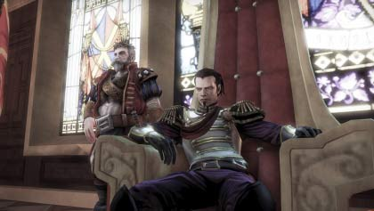 Fable III - Video Game Voiceover Comicc10