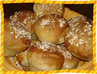 Pain de blé entier à l'avoine et au babeurre Dsc06210