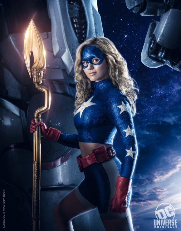 Stargirl/ co starring La Jsa ( série  Dc streaming)  32229410