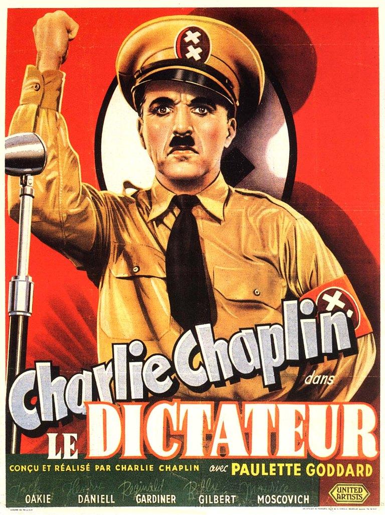 Le Dictateur de Charlie Chaplin Arton310