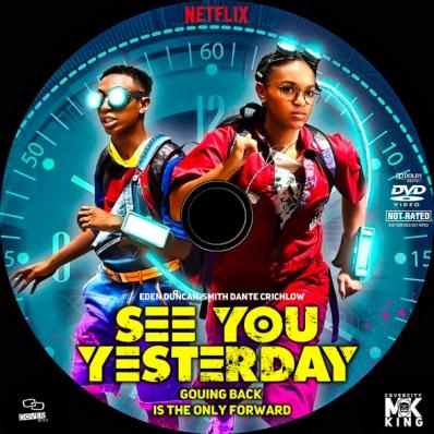 See you yesterday ( Netflix) de  Stefon Bristol  B7a3ad10